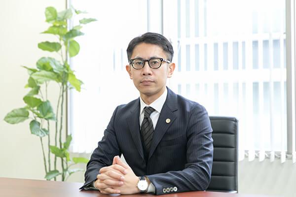 大阪支部長 弁護士 長田弘樹
