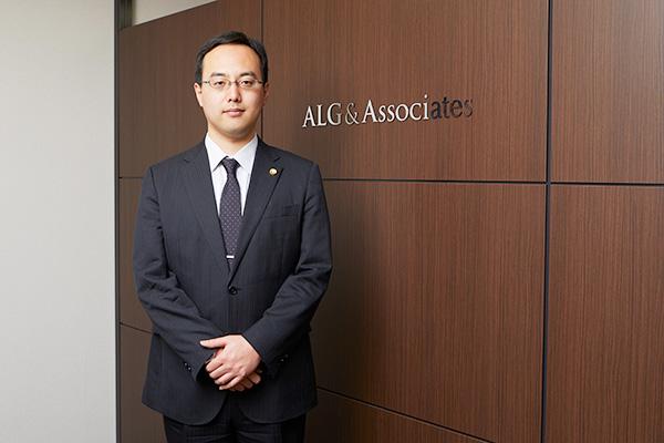 弁護士法人ALG&Associates 宇都宮法律事務所長 弁護士 山本祐輔