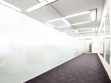 弁護士法人ALG&Associates 東京オフィス 廊下