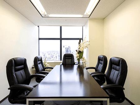弁護士法人ALG&Associates 東京オフィス 応接ブース