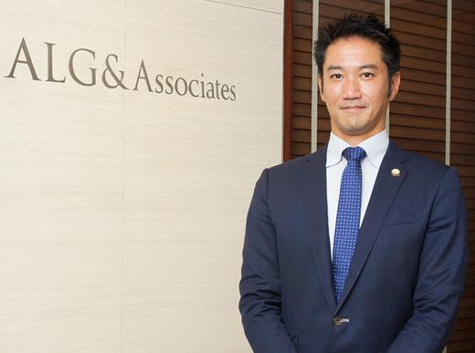 弁護士法人ALG&Associates 福岡法律事務所 所長 弁護士 今西眞