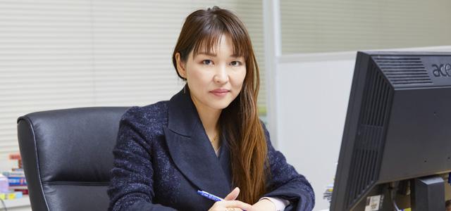 千葉法律事務所 所長 弁護士 金崎美代子