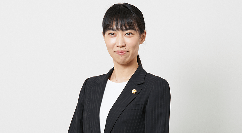 東京法律事務所 交通事故事業部 72期 弁護士 有村 朋江